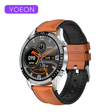Smart-Watch Fitness Bracelet Bluetooth-Call Heart-Rate-Monitor Android-Apple Waterproof