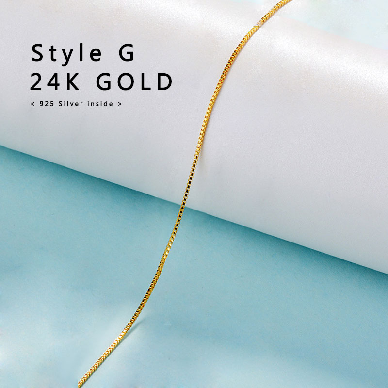 Style G 24k Gold