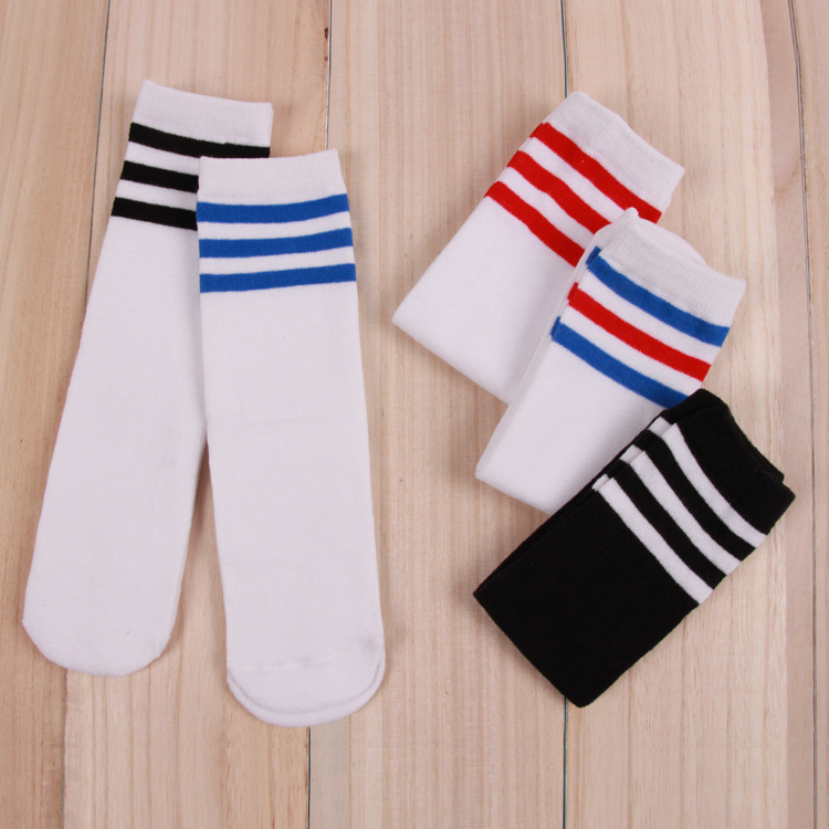 Yoga Socks Basketball Socks Knee High Long Socks KIDS Mid Baby Cotton Beauty Warmers Cosplay Socks Boys Girls Children