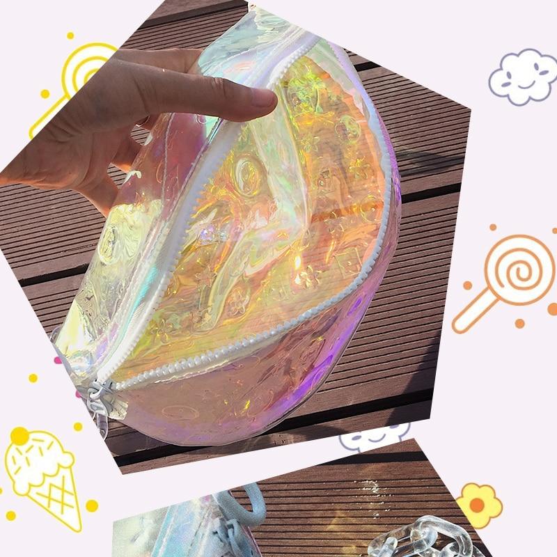Saco de peito colorido 2020 verão nova