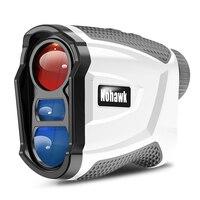 Telémetro de Golf telescópico de mano, medidor de distancia para deportes al aire libre, caza, carga USB, resistente al agua, accesorio de caza