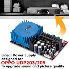 2020 Nobsound מובנה ליניארי אספקת חשמל LPS מודול עבור לשנות OPPO UDP203/205 Blu ray נגן PSU