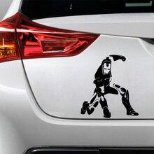 Железный человек виниловые наклейки на машину наклейка для автомобилей декоративные аксессуары
