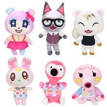 3 pçs/lote venda animal brinquedo de pelúcia dos desenhos animados raymond judy marshal recheado boneca brinquedos crianças coleção