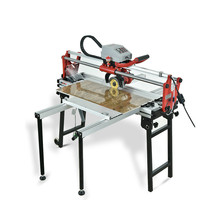 Sidler Fully Automatic Multi functional Desktop Tile Cutter Electric 45 Degree Chamfer Slotted Frayed Edge Water Jet Floor Tiles