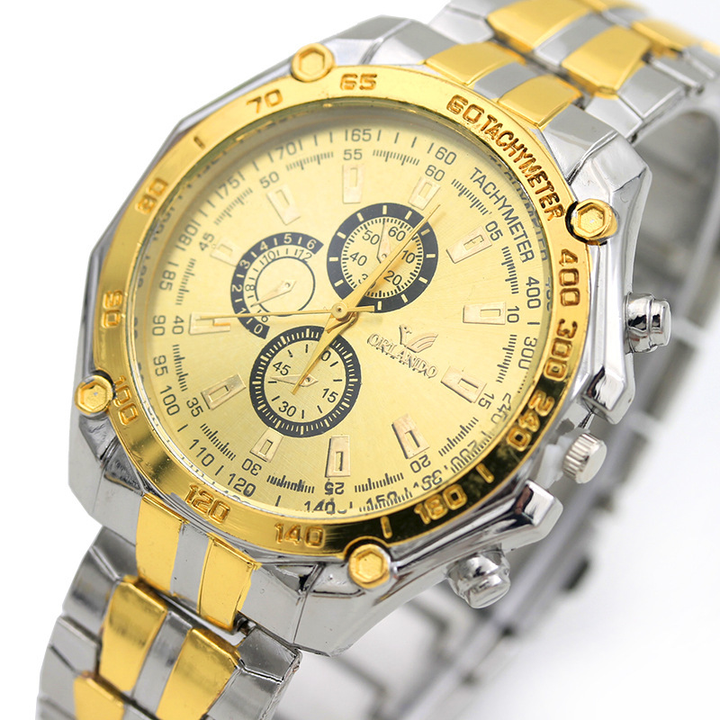 Relogio Masculino Men's Watch Luxury Military Stainless Steel Sports Wrist Watch For Men Clock Montre Homme Reloj Hombre 2019