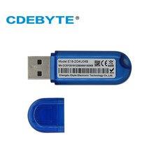 Ebyte 8051 CC2531 2,4 ГГц модуль ZigBee Dongle PA LNA USB порт MCU радиочастотный передатчик и приемник