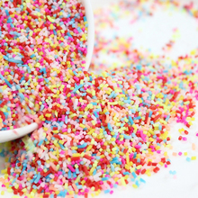 Slime Fluffy Clay Cake-Toys Slime-Supplies-Accessories Charms Sprinkles-Slices Addition