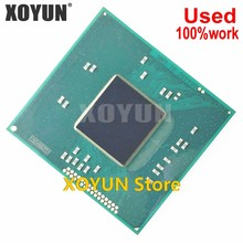 100% рабочий процессор N2840 SR1YJ, чипсет BGA
