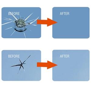 Image 5 - VISBELLA Windshield Repair Kit DIY Car Window Repair Polishing Windscreen Glass Renewal Tool Auto Scratch Chip Crack Restore Fix