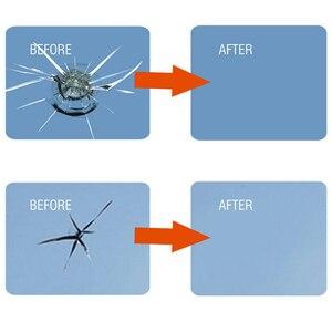 Image 5 - VISBELLA cam tamir kiti DIY araba pencere tamir parlatma ön cam yenileme aracı otomatik çizik çip çatlak geri düzeltme