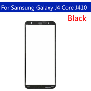 """Image 3 - 10pcs \ lotto Touchscreeen Per Samsung Galaxy J4 Core J410 J410F J410DS J410G Anteriore Esterno di Vetro Dellobiettivo Dello Schermo di Tocco di Ricambio 6.0"""""""