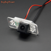 BigBigRoad For BMW Mini Cooper R50 52 Couper Clubman Convertible Countryman Vehicle Wireless Rear View Camera HD Color Image