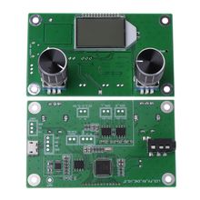 1Pc 87 108MHz DSP & Stereo PLL LCD Digitale Modulo Ricevitore Radio FM + di Controllo Seriale