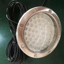 Подводный рыболовный фонарь в сеточку ночная рыбалка 52 светодиода