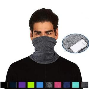 Multifunctional Cycling Anti-uv Head Scarf Neck Cover Head Scarf Neck Cover With Safety Filter Washable Bandana Face Cover 2020(China)
