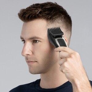 Image 5 - Yeni ENCHEN Sharp3S erkek elektrikli saç kesme USB şarj edilebilir profesyonel saç düzeltici saç kesici erkekler için yetişkin jilet