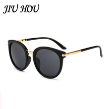 2019 Fashion Men Women Polarized Sunglasses Designer Classic Retro Rivet Shades Round Glasses UV400 Rays