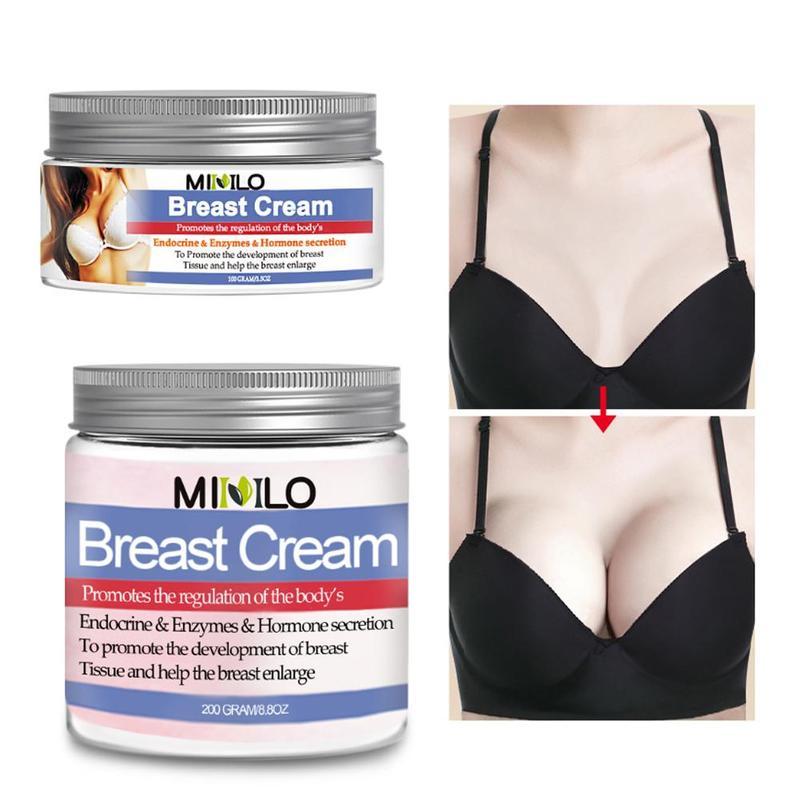 100/200ml Breast Enlargement Cream Increase Tightness Big Bust Breast Effective Full Elasticity Breast Enhancer Body Care Cream