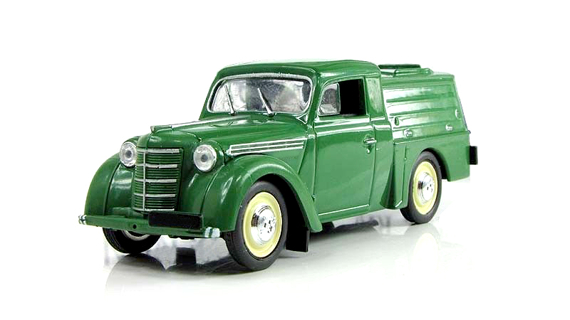 Special Offer  Rare  1:43  Russia  Soviet Union  Classic Car Model  Box Truck  Alloy Collection Model