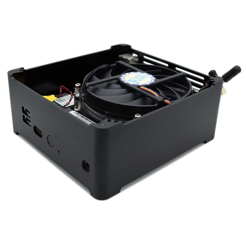 Image 5 - Topton ゲームコンピュータインテル i7 8750H8850H/ i5 8300H/E3 1505 メートル 6 コア 12 スレッド 12 m キャッシュ nvme m.2 nuc ミニ pc Win10 プロ ac 無線 lanミニ PC   -