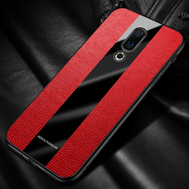 For <font><b>Meizu</b></font> 16 <font><b>16Th</b></font> 16X 16S 16T 16XS Case Luxury Soft Silicone Plexiglass Matte protective Back Cover Case for <font><b>meizu</b></font> X8 15 shell image