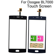 Mobile Touch Screen Sensor For Doogee BL7000 Touch Screen Digitizer Panel Front Glass Tools 3M Glue 6 1 touch screen for ulefone note 7 s11 touch panel touch screen digitizer sensor repair touch glass lens tools 3m glue