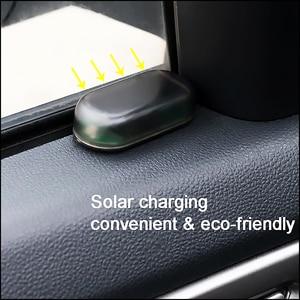 Image 3 - العالمي الشمسية التناظرية لص سيارة تحذير ضوء لبيجو 207 107 بولو رينو كابتور تويوتا aygo أوبل أسترا h bmw f30 e36