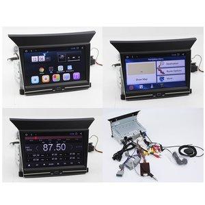 Image 2 - Car Multimedia Player For Honda Pilot 2009 2014 Accessories Radio Android Streen Screen Carplay GPS Navi maps Navigation System