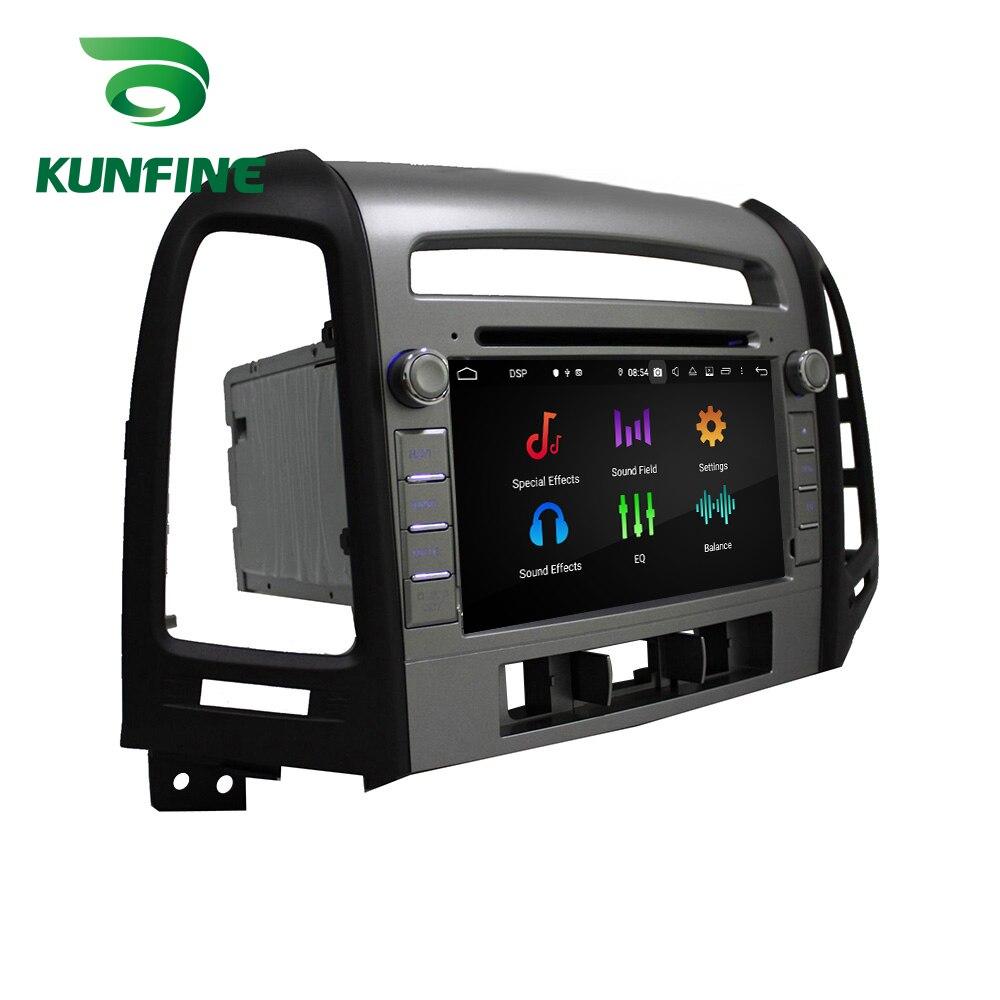Android Car DVD GPS Navigation Multimedia Player Car Stereo For HYUNDAI santa fe 2012 (212)