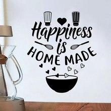 28 estilos pegatinas de café para pared de vinilo calcomanías para pared de cocina pegatinas inglés cita decorativo PVC pegatinas comedor tienda