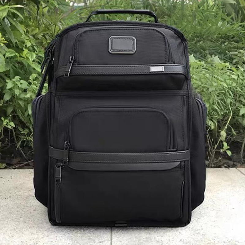 Seyahat masalı erkek balistik naylon sırt çantası bilgisayar çantası dizüstü bilgisayar sırt çantası