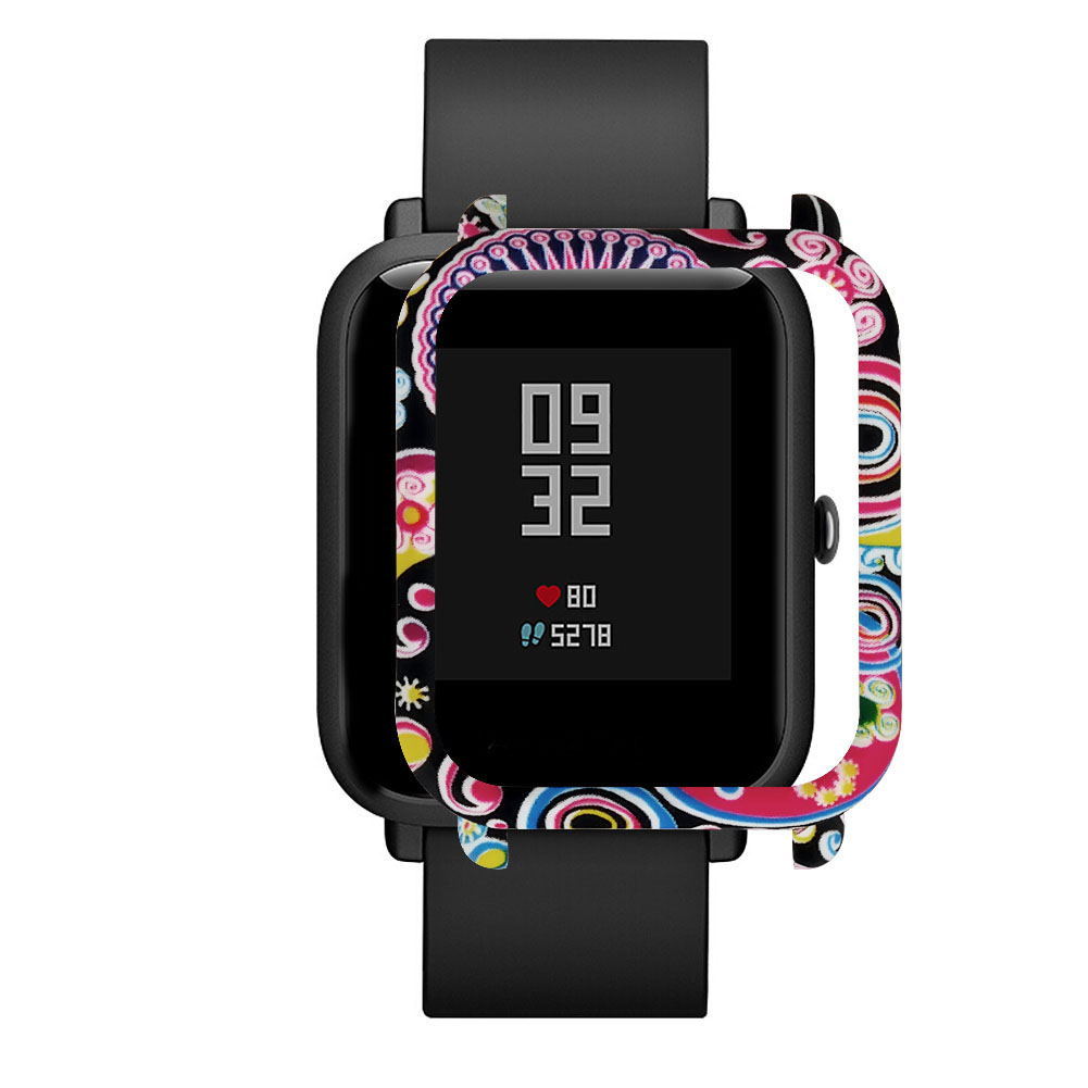 Watch Protective PC Case Cover for Xiaomi Huami Amazfit Bip Youth Watches Accessories FKU66