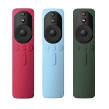 1Pc Siliconen Stofdicht Afstandsbediening Cover Voor Xiaomi Tv Mi 4A 4C 4X 4S Anti-Val Shock-Slip Beschermhoes Shell Tas Doos