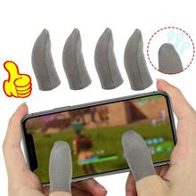 Touch-Screen Gaming-Finger-Sleeve Protective-Glove Screen-Controller Sweat-Proof Fingertip