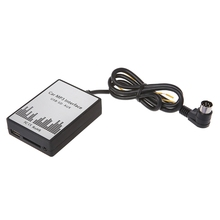 Car-Styling USB SD AUX Car MP3 Music Player Adapter for Volvo HU-series C70 S40/60/80 XC/C70 Auto Electronics
