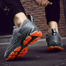 New Trend Casual Blade Shoes Men Running Shoes Streetwear Chunky Man Sneakers Fashion EVA Masculino Adulto Zapatillas Vapormax(China)