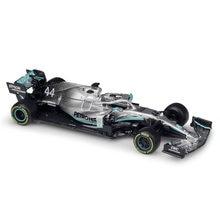 1:43 Bburago F1 2019 Mercedes Benz Amg Petronas W10 Eq Power No44 Lewis Hamilton No77 Valtteri Bottas Formule Een Diecast auto 'S