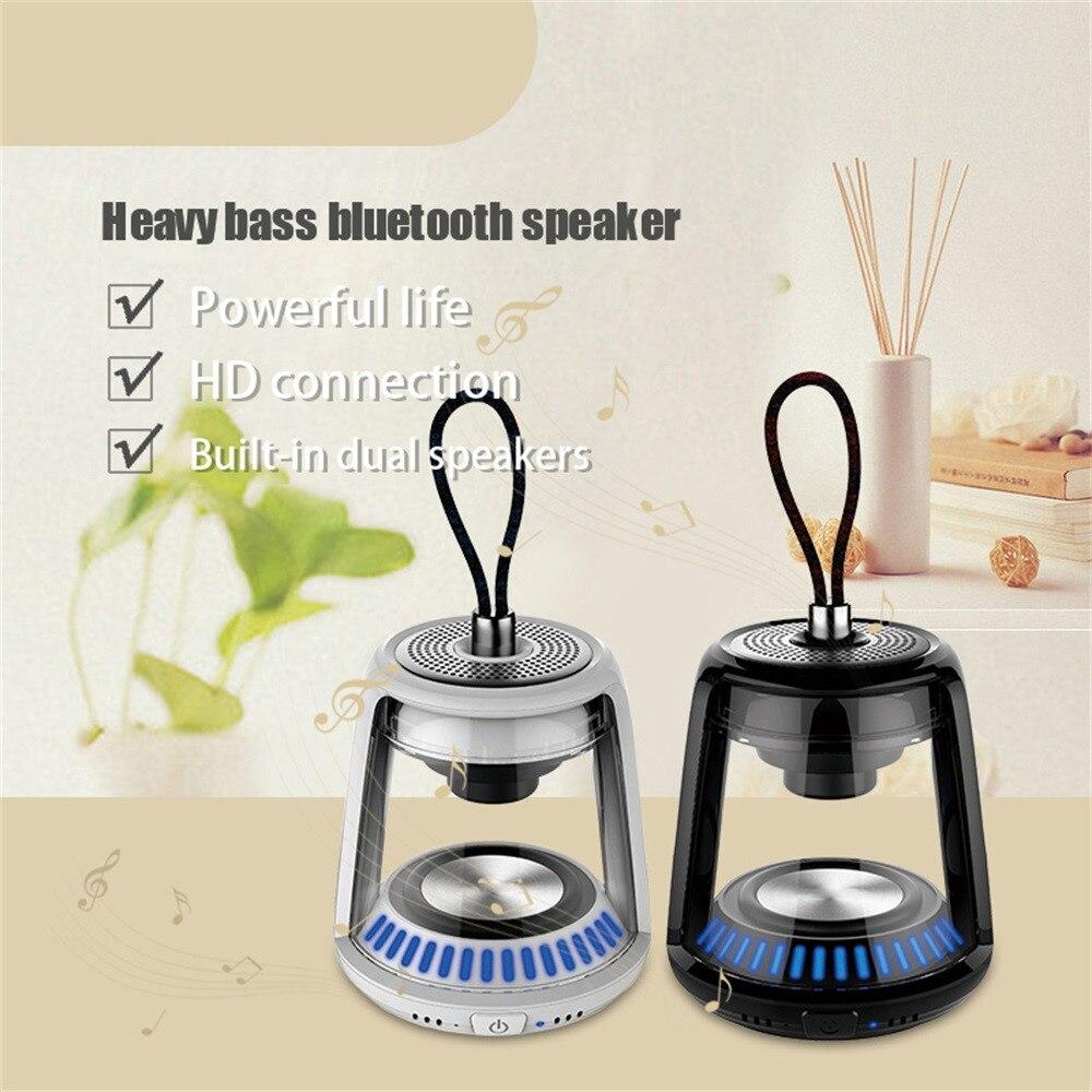 Portable sans fil Bluetooth étanche haut-parleur magnétique stéréo Audio lecteur de musique pour douches salle de bains voiture Bluetooth haut-parleur