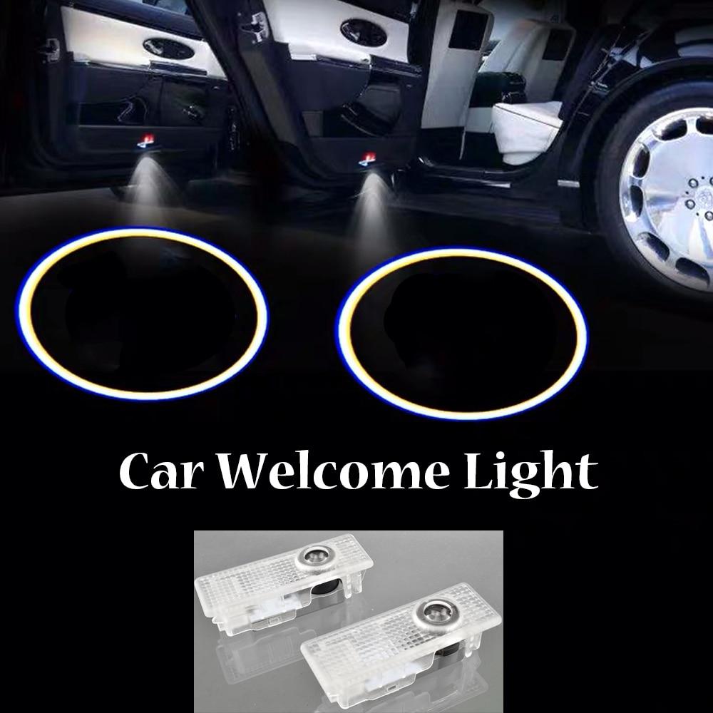 Для BMW серии 1 2 3 4 5 6 7 E84 E83 F25 X1 X3 X4 X5 X6 X7 G38 G06 G07 G05 E65 E67 E68 F01 E60 E6 F07 F10 F11 E63 Автомобильный Дверной светильник