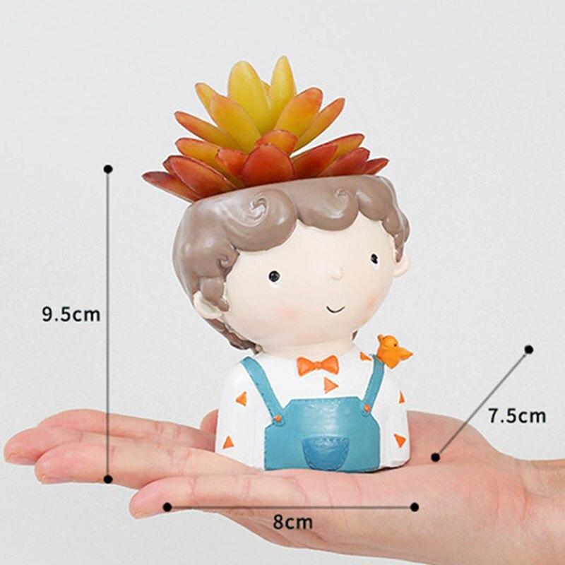 Подростковая модель настольные украшения в форме мини кактуса