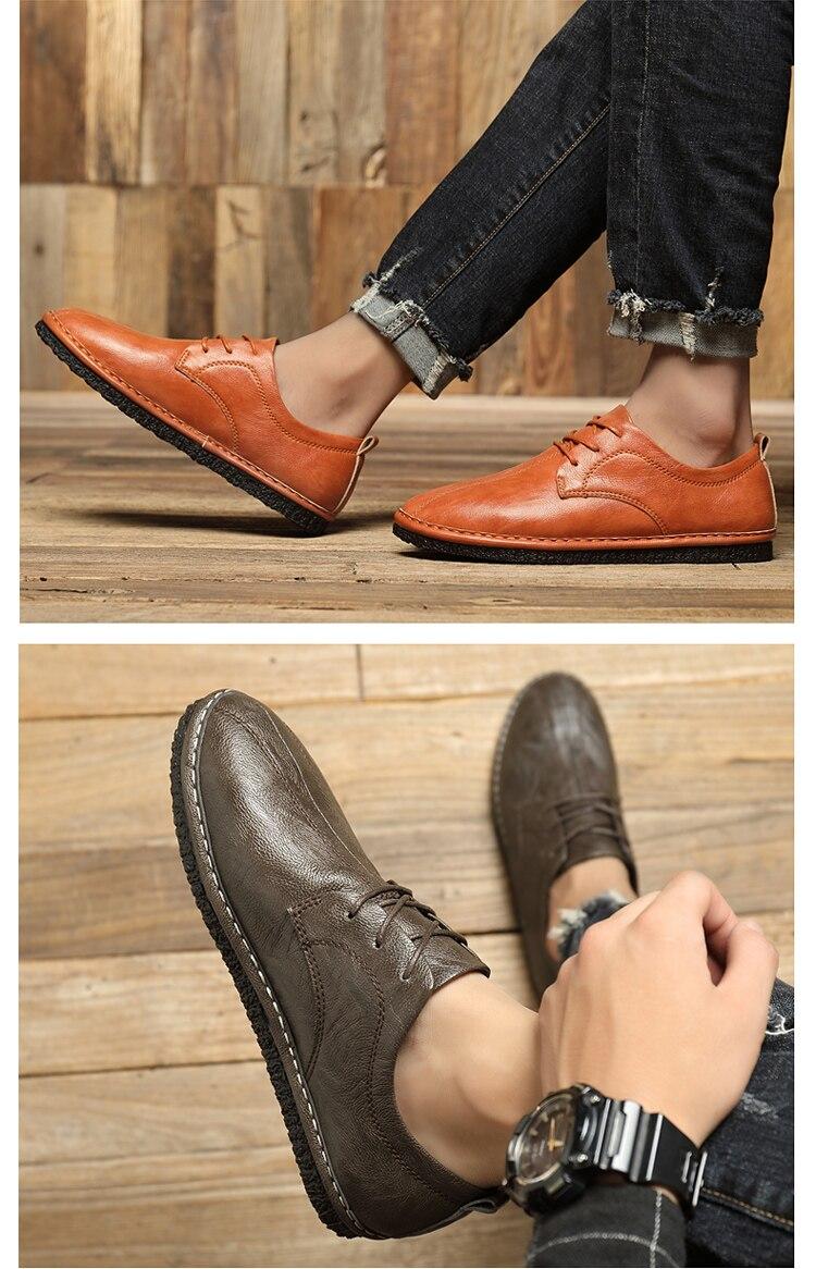 sapatos casuais dos homens das sapatilhas dos
