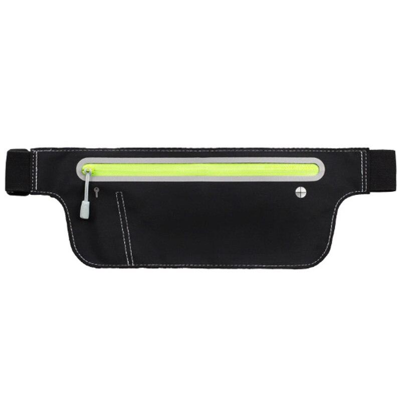 Men Women Outdoor Sports Waist Belts Pouch Packs Phone Bags Running Case Waist Packs Pocket Ultra-Thin Waterproof Pack Belt Bag