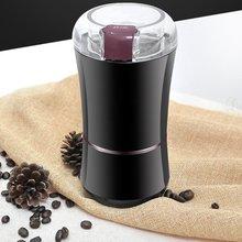 Домашняя электрическая мельница для кофейных зерен с европейской