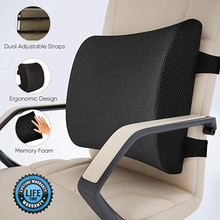 2020 New Fashion Pure Memory Foam Cushion Adjustable Shoulder Strap Support Pillow