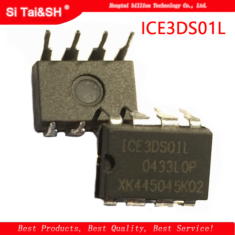 5 шт. ICE3DS01L DIP8 интегральная схема|integrated circuit|circuit integre  | АлиЭкспресс