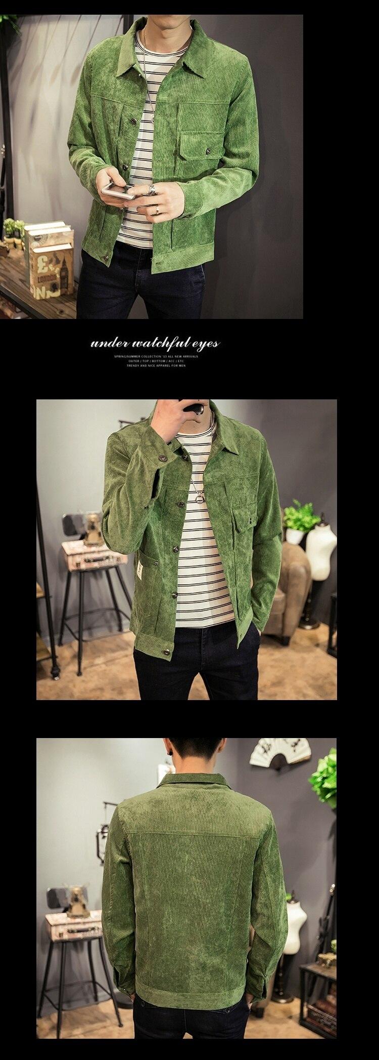 H6ed50a8b6d154719b7af6792a652e36fq Zongke Japan Style Corduroy Jacket Men Hip Hop Streetwear Men Jacket Coat Windbreaker Clothes Bomber Jacket Men 5XL 2019 New