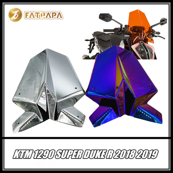For KTM 1290 SUPERDUKE R 1290 Super Duke R 2018 2019 Motorcycle Accessories ABS Plating Windshield