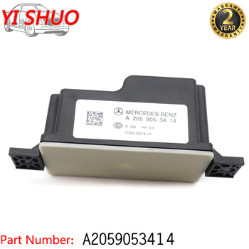 Car A2059053414 Voltage Converter Module Auxiliary Battery For Mercedes-Benz C Class 205 E W205 W213 C E GLC 2059053414 2.0L image