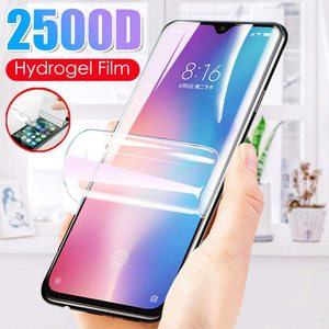 For Nokia 7.2 For Nokia 7.2 6.2 5.3 3.4 2.4 Hydrogel Film Screen Protector Film For Nokia 7.2 Protective Not Glass